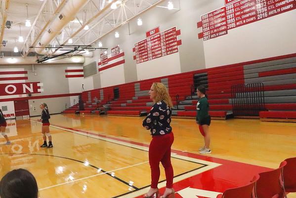 WHS V/JV Volleyball vs McPherson & Mulvane  101519