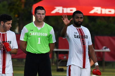 Men's Soccer vs UNC Asheville