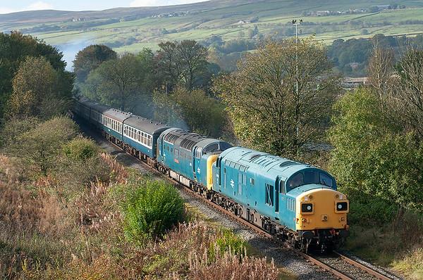 14th October 2012: East Lancashire Railway Diesel Gala
