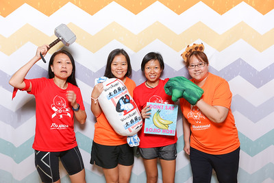 NTUC Income Sports Day 2019