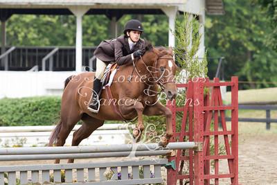 "SC/B/V Pony Hunter & Equitation 2'6"""