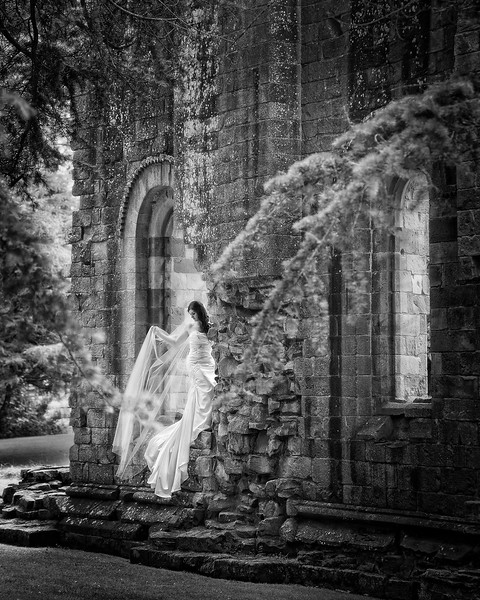 Dryburgh Abbey Wedding