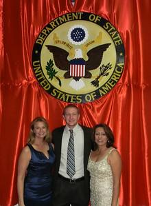 Marine Corps Ball Baghdad 2011