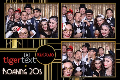 TigerText Holiday Party
