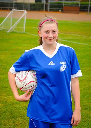 2012 8th Gr Girls CYO Soccer
