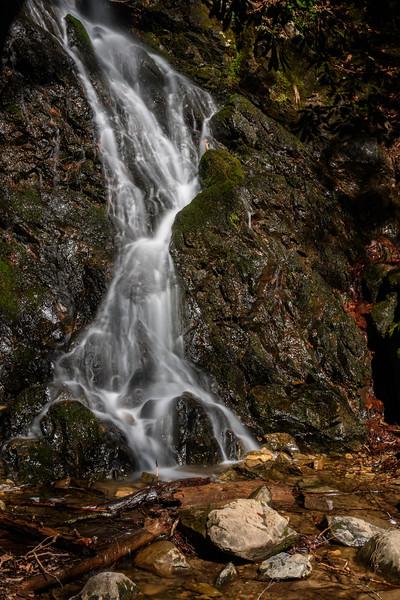 Smoky Mountain NP Waterfalls in Spring