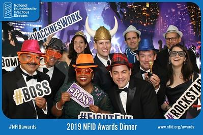 2019 NFID Awards Dinner: Kiosk Photos