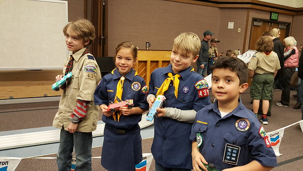 20180324 - District Pinewood Derby