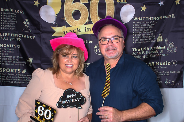 Jimmy's 60th Birthday