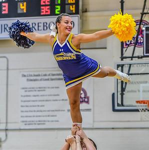1-29-19 NCWC Cheerleaders