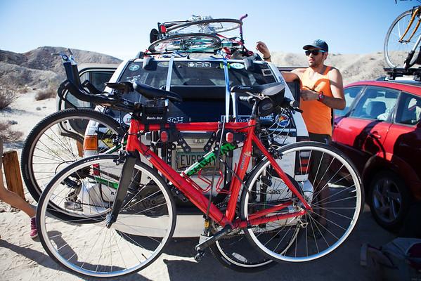 Borrego Springs Bike Trip