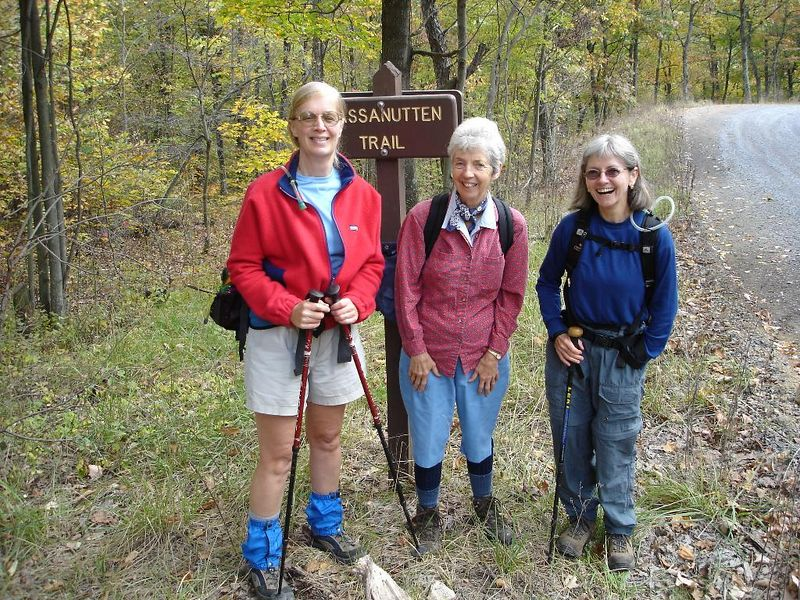 Short Mountain Hike 10/18/04 Photo by Kirk