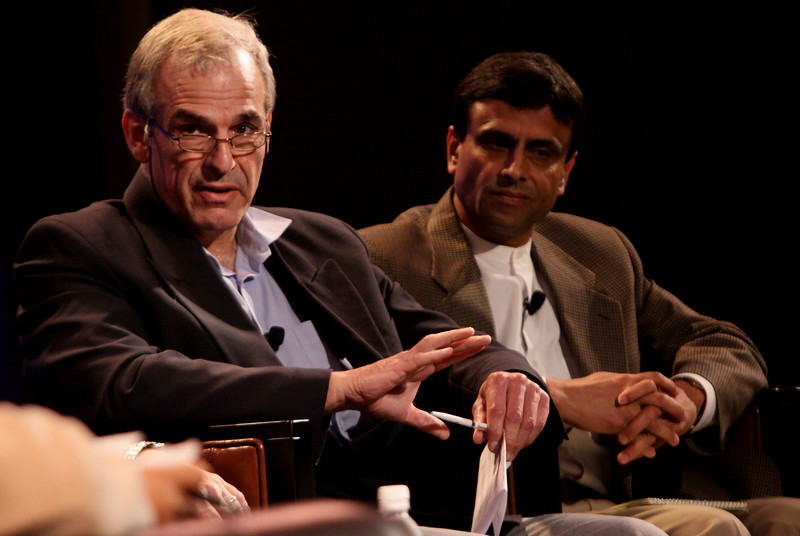 """The Future of Wireless Broadband"": Hugh Bradlow, CTO, Telstra; and Rama Shukla, Intel"