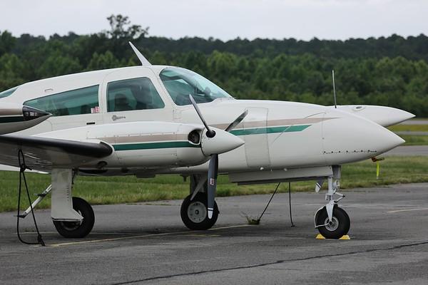1976 Cessna 310R, Norfolk, 29May18