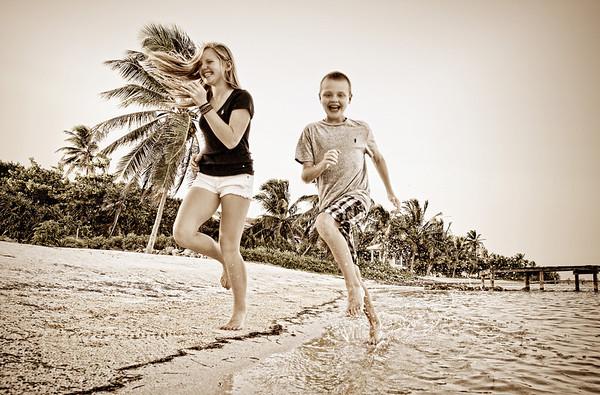 Kristy Corino - Ambergris Caye, Belize - 1st August 2012