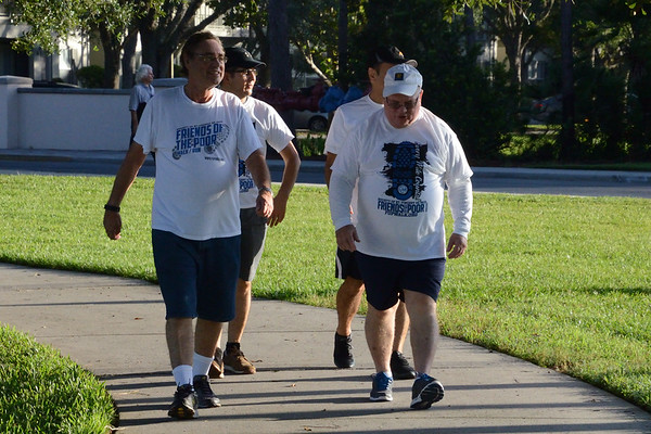 Sep 2018 St Vincent dePaul Fundraiser Walk