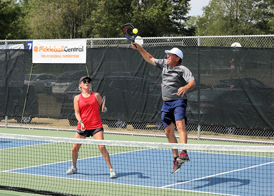 Mixed Doubles - July 27, 2019