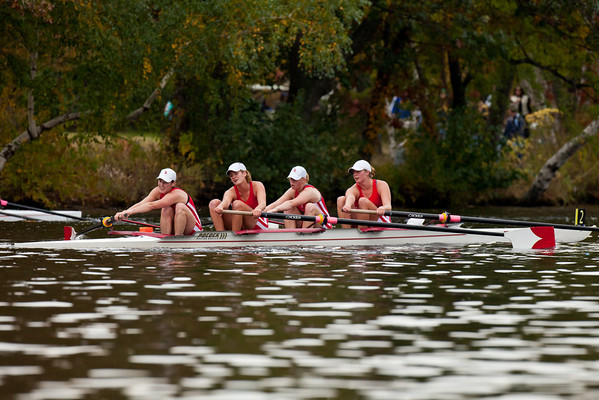 Head of the Charles - 2010 Championship Women's 4