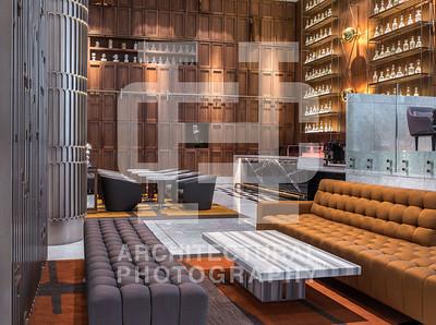 Sheraton Lobby Lounge Seating