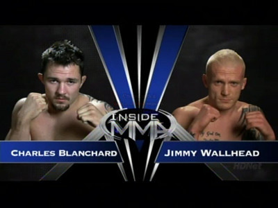 Cage Warriors USA UK Wallhead vs USA Blanchard