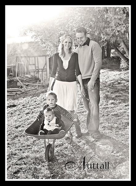 Brown Family 157bw.jpg