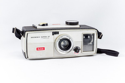 Kodak Brownie Super 27, 1961
