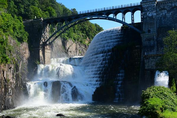 Croton Reservoir Long Exposures