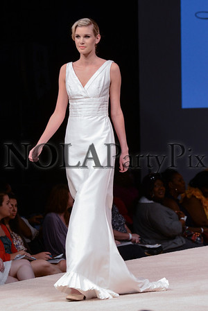 Fashion Week New Orleans Bridal Show