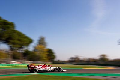 F1 Imola Grand Prix 2020