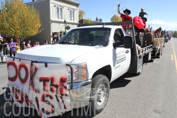 GHS Homecoming Parade