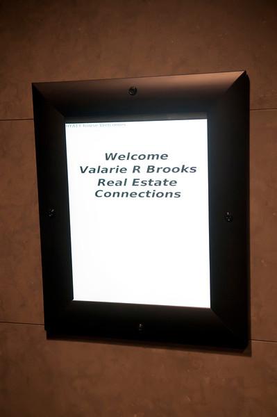 "Valarie R Brooks ""Real Estate Connections"" @ The Hyatt 3-24-12 by Jon Strayhorn"