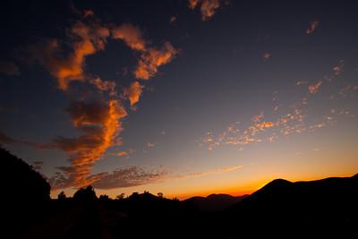 Barcroft Mountain High Altitude Study