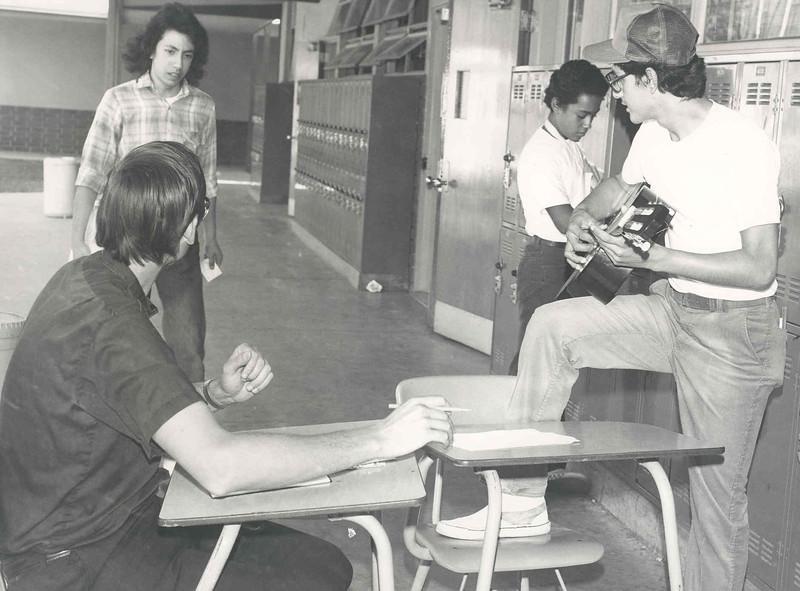 1981, Beginner Guitar