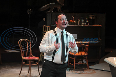 5/8/19 Tyler Civic Theatre Groucho: A Life in Revue by Sarah Perez