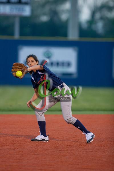 2019 SGS vs SLS softball
