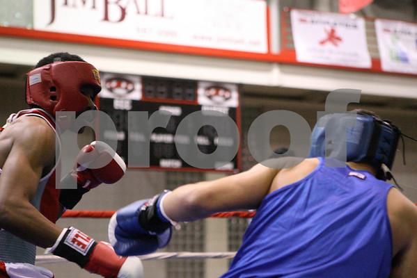 Bout 8 Vernon Britton vs Jon Carlo Callea