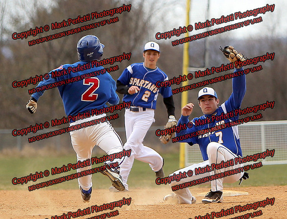 Broadalbin-Perth Baseball 2012