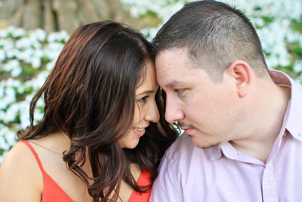 Jorge & Diana engagement