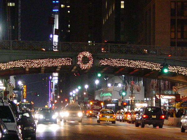 Christmas NYC Style