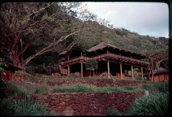 Hawaii Church Tour 1977