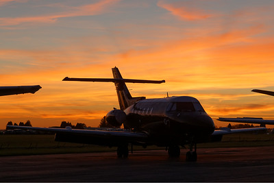 Cotswold Airport - Nightshoot: 29th September 2018