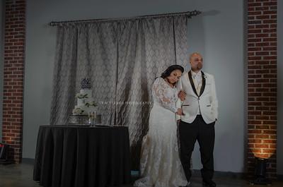 Mr. & Mrs. Marcell Hawkins