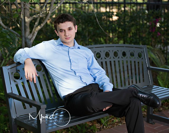 Senior Shoot - Hunter Dusek