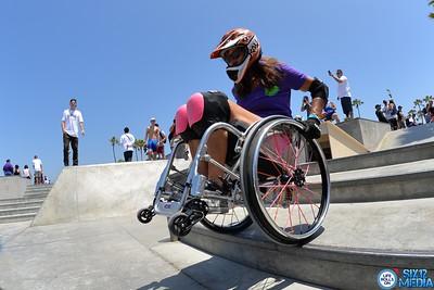 Adaptive Skate Clinics