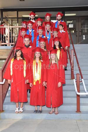 La Moille High 2014 Graduation