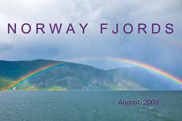 Norway Fjords 2009
