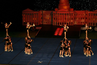 All Star Cheer Nationals