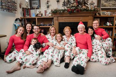 Stauffer Christmas Photo