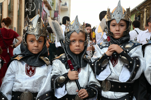 Moors and Christians - Children's Parade - August 14, 2014