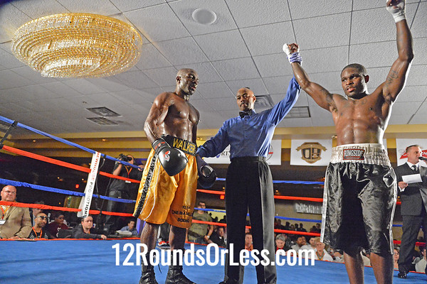 Bout #6  Mike Moore (10-0, 6KO), Cleveland, OH  vs  Michael Walker (19-13-3, 12 KO), Chicago, IL  Middleweights